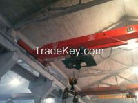 380V 2-10t single girder overhead cranes LDY type