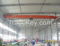 LDY 5t electric single girder overhead crane for metallurgy