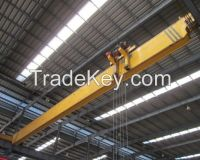 LDP 3-10t electric single girder overhead cranes