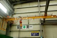 380V 2t overhead explosion-proof crane