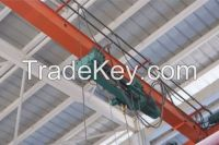 Light duty 10t overhead explosion-proof crane