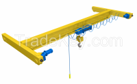 460V 2t overhead explosion-proof crane