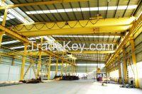 440V double girder overhead crane