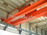 380V 10t double girder overhead crane