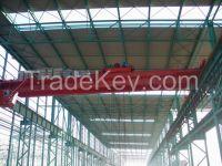 380V 5t double girder overhead crane