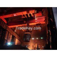 125t ladle lifting overhead crane