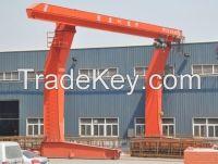 16t single girder gantry crane