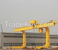 5t single girder gantry crane