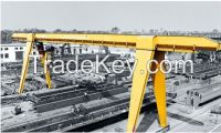 5t single beam gantry crane