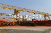 380V 5t single beam gantry crane