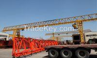 16t single beam gantry crane