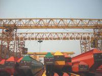 10t 16t single beam gantry crane