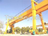 440V 5t double girder gantry crane