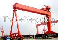 5t ship building gantry crane