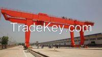 40t double beam gantry crane