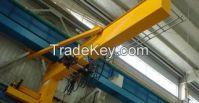 5t wall mounted jib crane