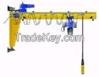 380V 3t wall mounted jib crane