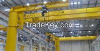 380V 3t foot mounted jib crane