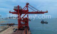 380V 55t ship to shore container gantry crane
