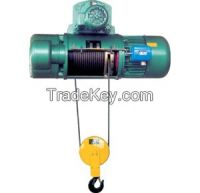 380V 10t wire rope motor hoist