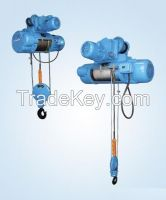 3t wire rope motor hoist