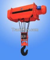 16t motor-driven electric hoist