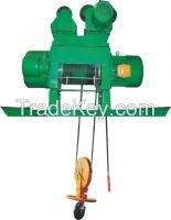 2t single speed metallurgy electric hoist