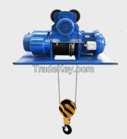 2t double speeds metallurgy electric hoist