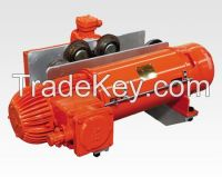 1t anti-explosion electric wire rope hoist