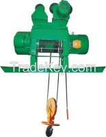 5t metallurgy electric wire rope hoist
