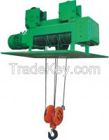 3t metallurgy electric wire rope hoist quality