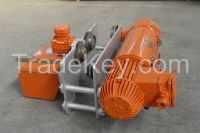 16t anti-explosion wire rope hoist