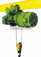 440V 2t anti-explosion electric hoist