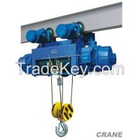 5t anti-explosion electric wire rope hoist