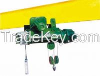 16t anti-explosion electric wire rope hoist