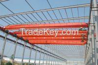 1t single girder overhead cranes