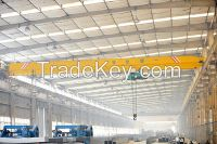 1t 2t Electric metallurgy overhead cranes