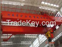 200t double girder bridge crane