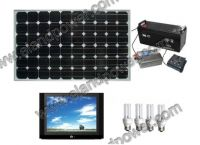 100W Solar Energy Systems
