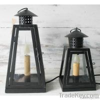 Metal Candle Lights