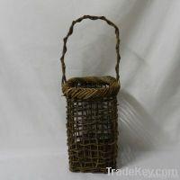 Hanging floral basket