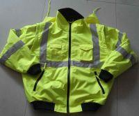 3-season waterproof thermal jacket