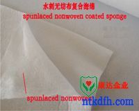 breathable film coated nonwoven fabric
