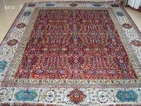 Handmade Persian Silk Carpets