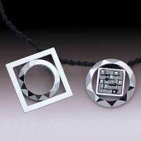 Tungsten Carbide New Material Pendants