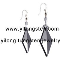 Tungsten Lady Shinely Earring