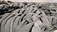 SPECIAL OFFER OF WASTE TIRE BALES usd$19.99 ton