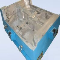 PU car auto interior trim foam mould for automobile rear floor carpet