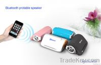 Bluetooth Mini Speaker Wireless Protable Speaker Desktop Mobile Phone Holder