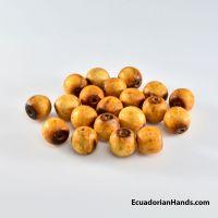 Palo Santo round prayer beads 9mm for Japa Mala. Pack (1000 units)